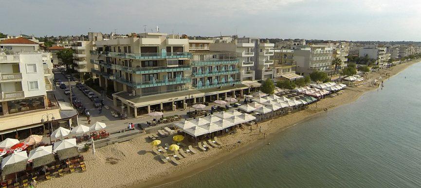 Την Κυριακή 15 Ιουλίου διοργανώνεται εθελοντική δράση καθαρισμού στην παραλία της Περαίας από το Δήμο Θερμαϊκού και τη «Διαμαντής Μασούτης Α.Ε.»