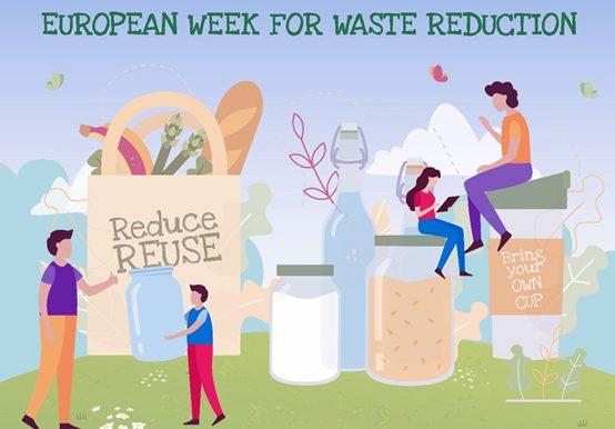 Ευρωπαϊκή Εβδομάδα Μείωσης Αποβλήτων 2019