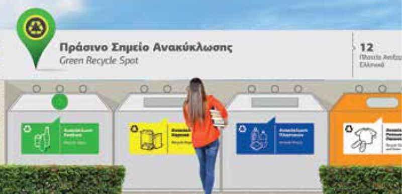 'Πράσινα σημεία' σε πέντε Δήμους της Ημαθίας, της Πέλλας, της Πιερίας και των Σερρών δημιουργεί η Περιφέρεια Κεντρικής Μακεδονίας