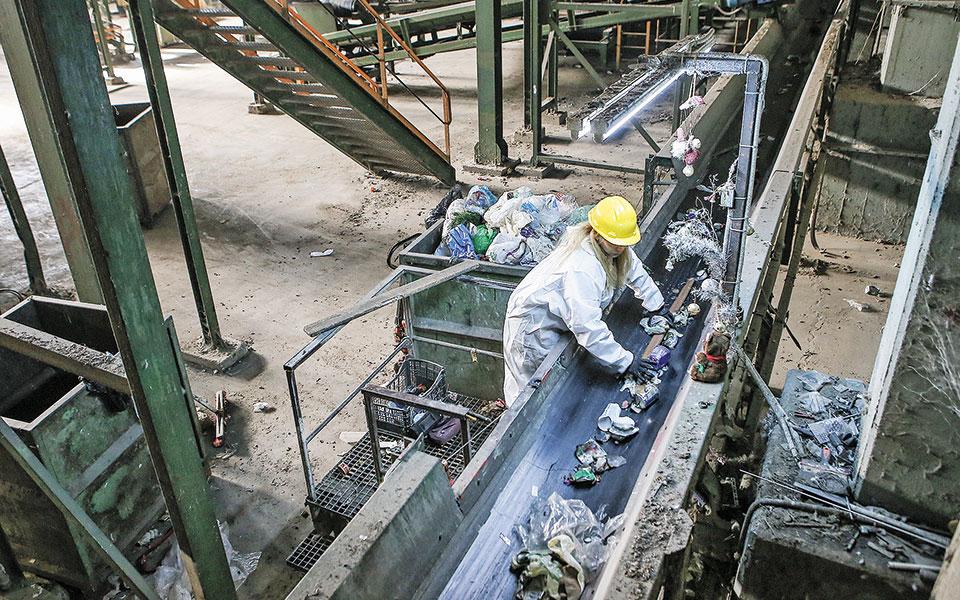 Έκθεση του Συνηγόρου του πολίτη για τη Διαχείριση αποβλήτων στην Ελλάδα