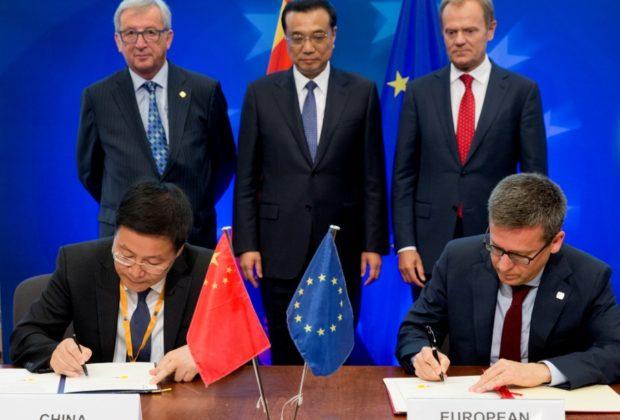 Ενώνουν τις δυνάμεις τους Ευρωπαϊκή Ένωση-Κίνα για τη μετάβαση στην κυκλική οικονομία