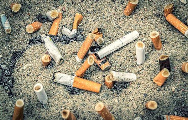 30 δις γόπες τσιγάρων κάθε χρόνο στην Ελλάδα - Πρόγραμμα  Ανακύκλωσης